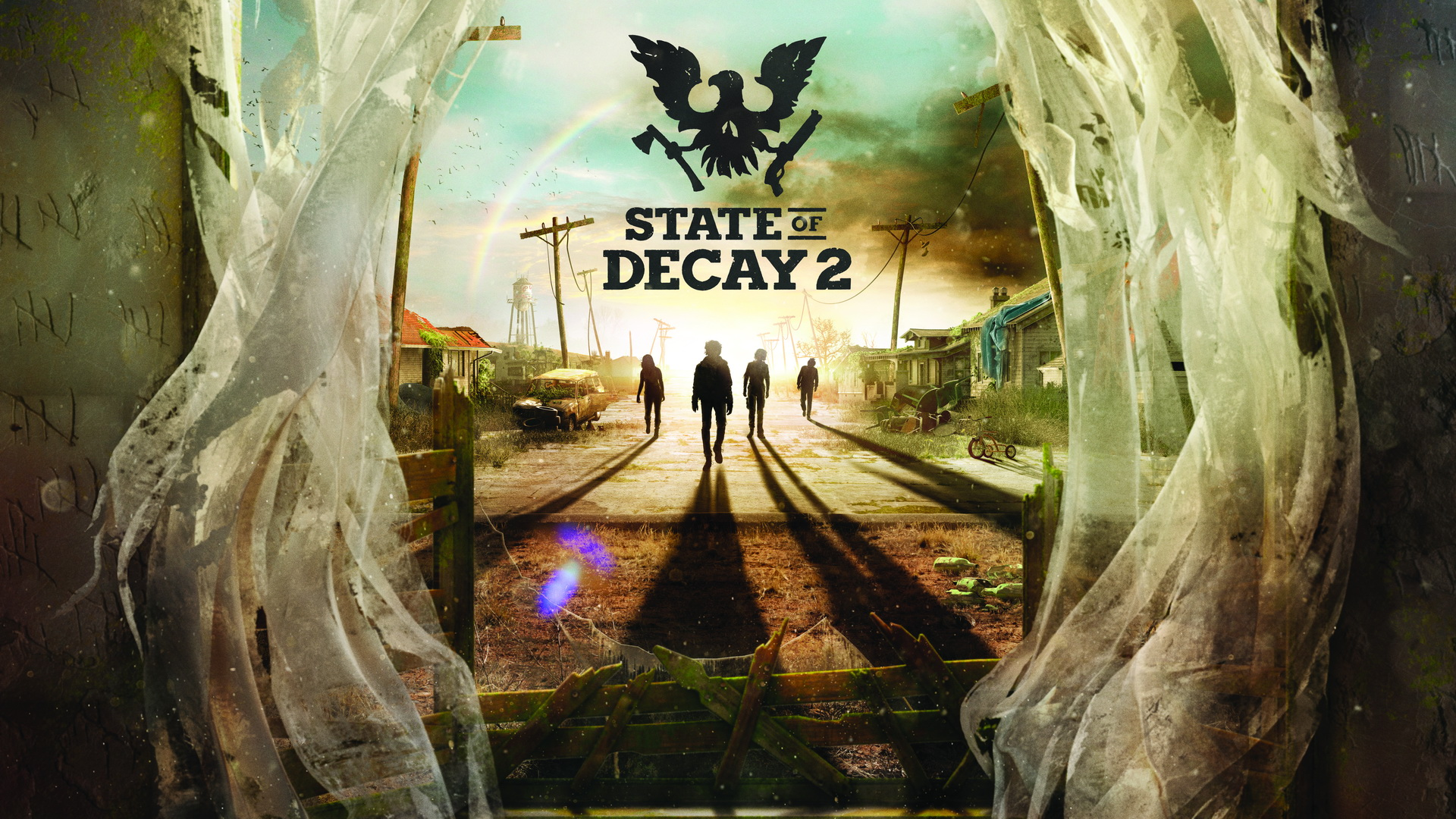 腐朽之都 2 State of Decay 2:Juggernaut