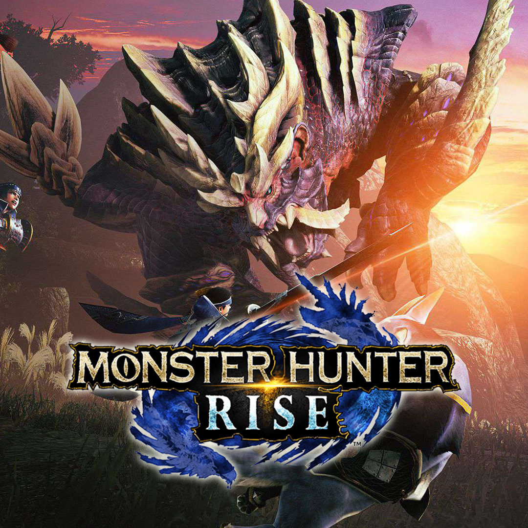 魔物猎人崛起 Monster Hunter Rise