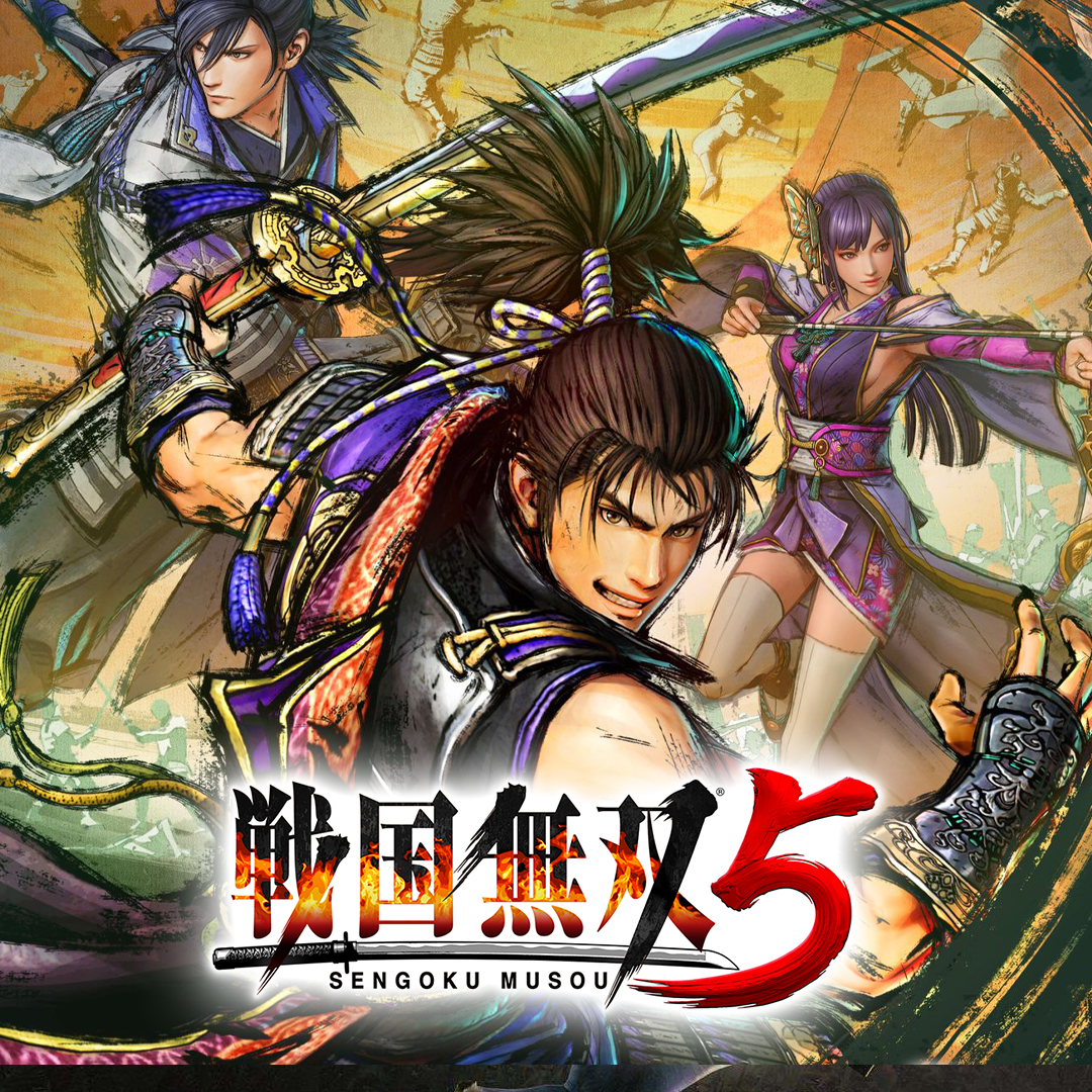 战国无双 5 Samurai Warriors 5