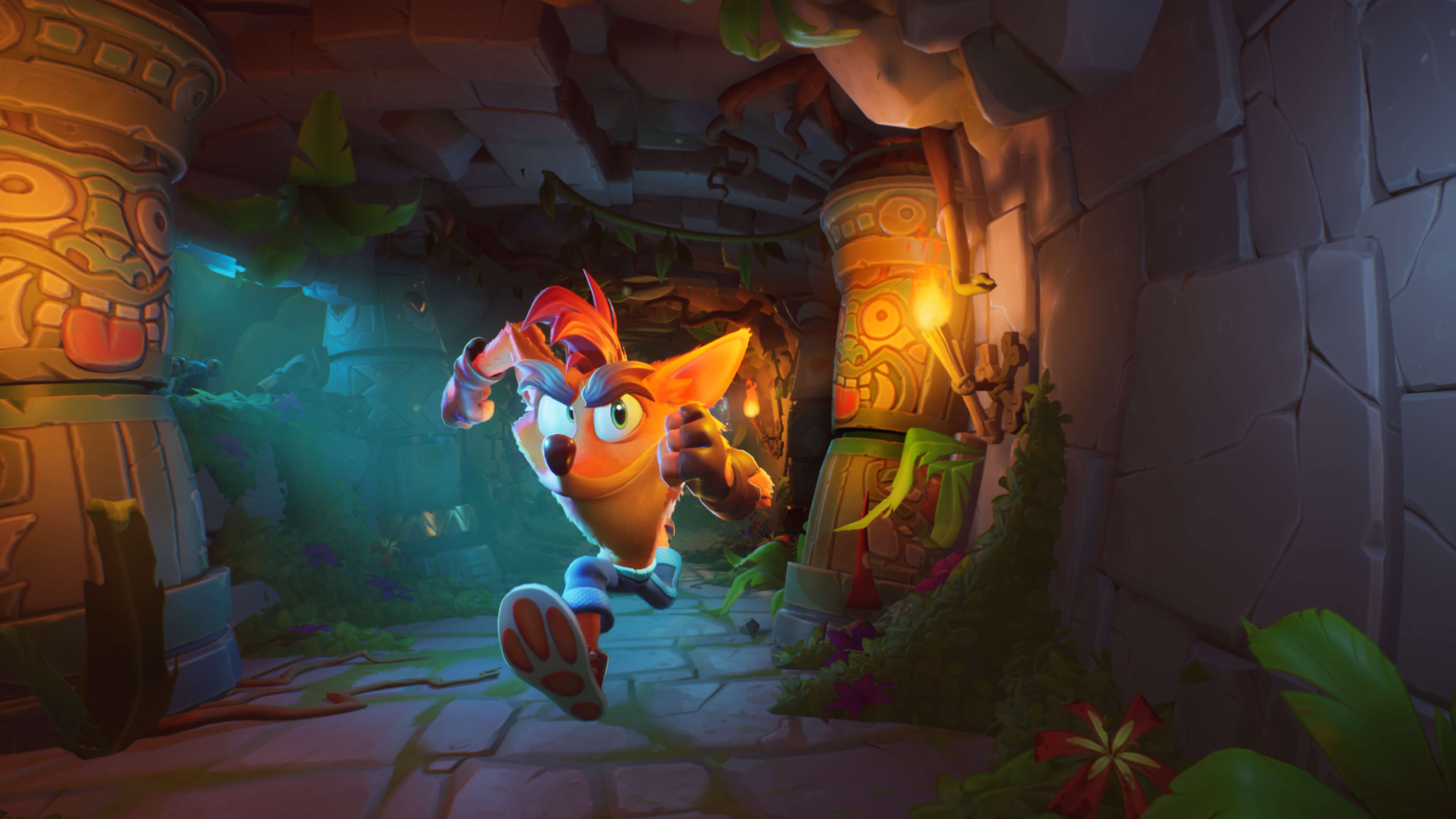 《Crash Bandicoot 4:It's About Time》宣布追加登陆 Playstation 5 平台,预定在 3 月 12 日推出。