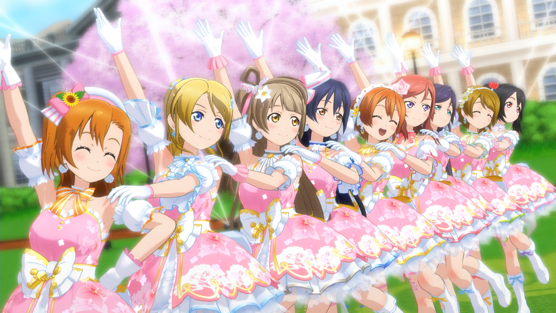 《Love Live!School Idol Festival -after school ACTIVITY- Wai-Wai!Home Meeting》正式推出。