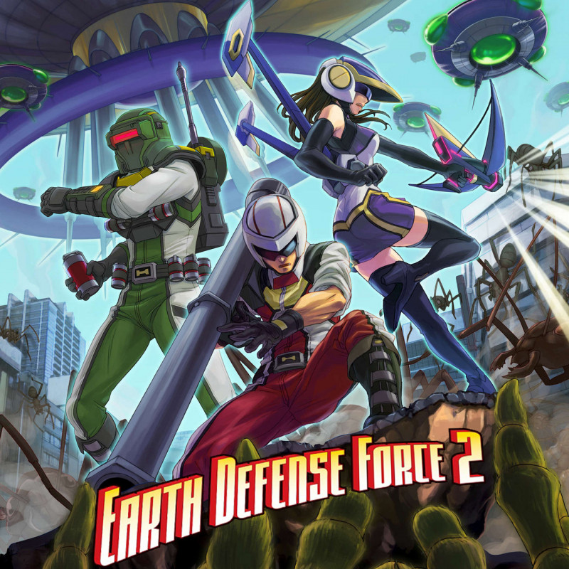 《Earth Defense Force 2》与《Earth Defense Force 3》宣布移植至 Nintendo Switch 平台。