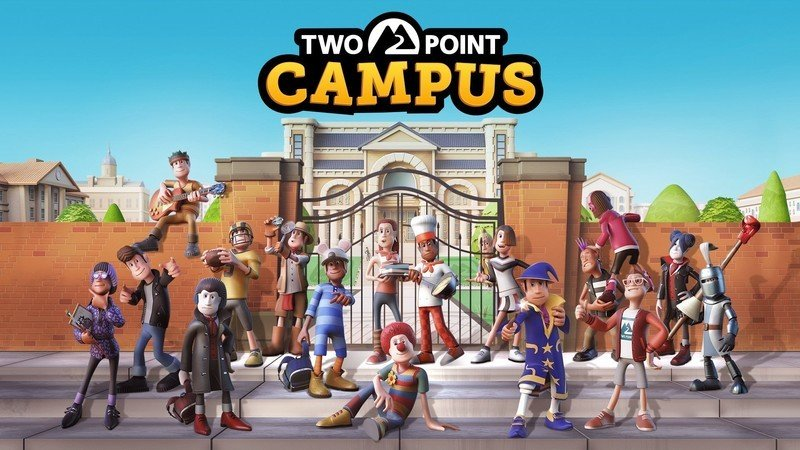 E32021:《Two Point Hospital》原班人马推出的新作《Two Point Campus》正式发表,预定在 2022 年发售。
